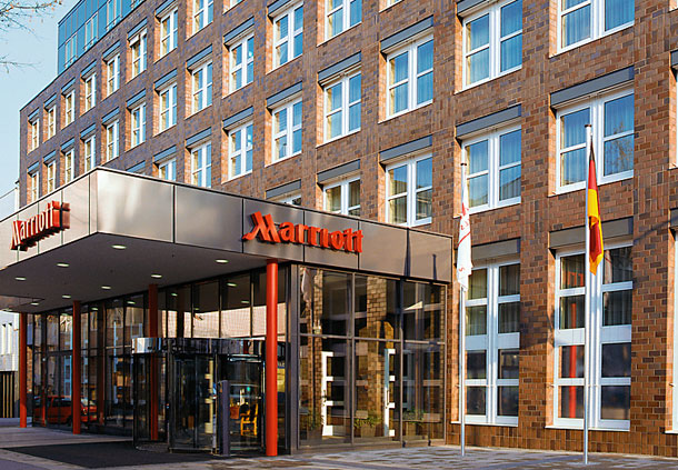 Marriott Hotel Köln